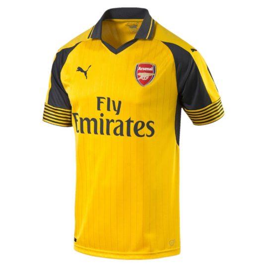 Arsenal Udebanetrøje 2016-17