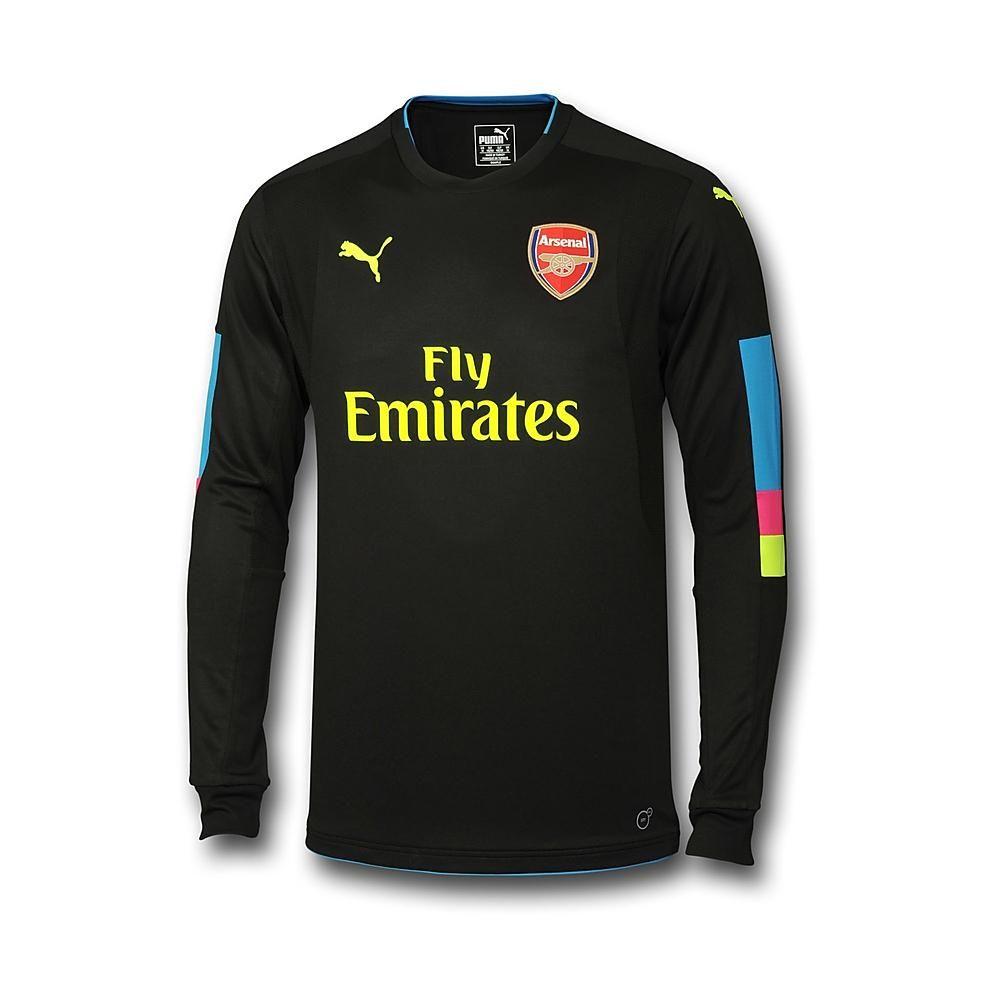 Arsenal målmandstrøje 16-17