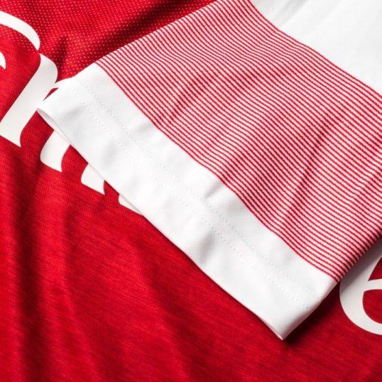 Arsenal trøje 2018-19 ærme