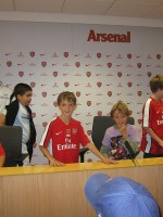 Arsenal Presserum - julesjoseph FLICKR