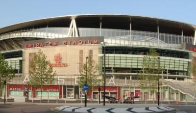 Emirates Stadium - Ben Rimmer - Flickr.com