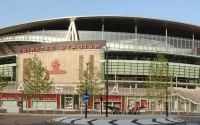 Emirates Stadium - Ben Rimmer - Flickr.com
