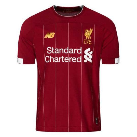 Liverpool trøje 2019-20