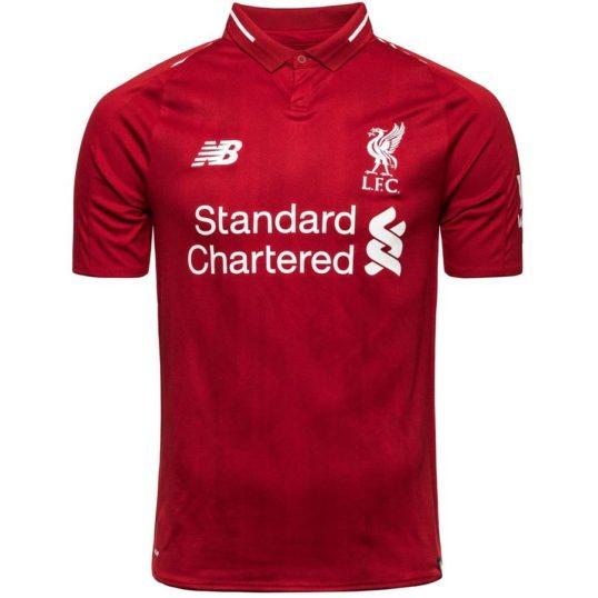 Liverpool trøjer 2018-19