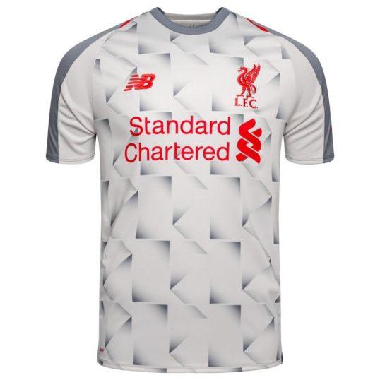 Liverpool tredje-trøjer 2018-19