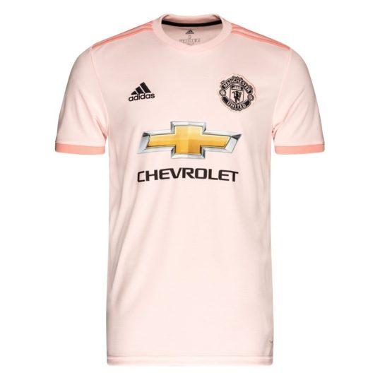Manchester United udebanetrøje 2018-19