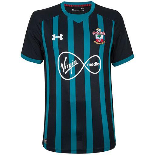 Southampton udebanetrøje 2017-18