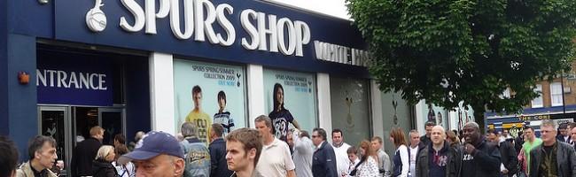 Spurs Shop - miked378 - flickr