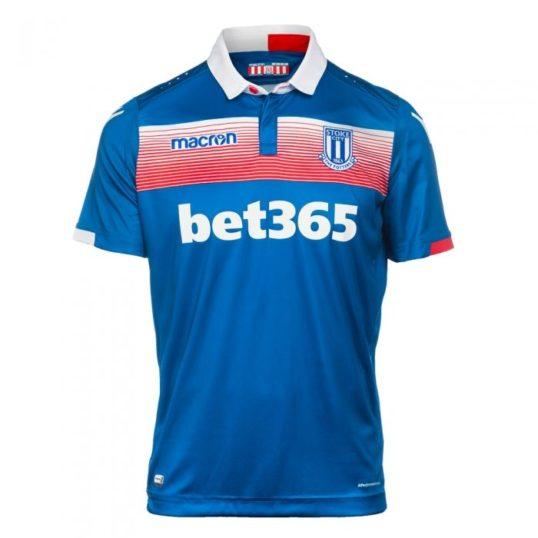 Stoke City udebanetrøje 2017-18
