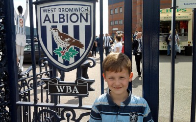 West brom billetter