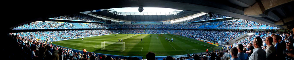 City of Manchester Stadium - ilgiovanaWalter - flickr