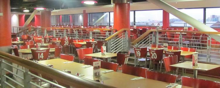 Old Trafford Red Cafe - Alex Jilitsky - flickr