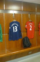 Old Trafford Stadium tour - omklædningsrum - Alex Jilitsky - flickr