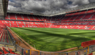 Old Trafford - wespont - flickr