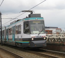Sporvogn til Old Trafford - mwmbwls - flickr