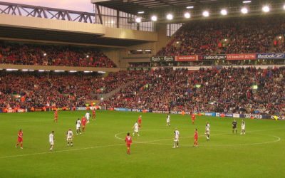 The Anfield Road and Centenary Stands - Liverpool - Sanjiva - flickr.com