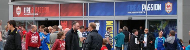 Cardiff City SuperStore - Cardiff City Stadium - joncandy - flickr.com