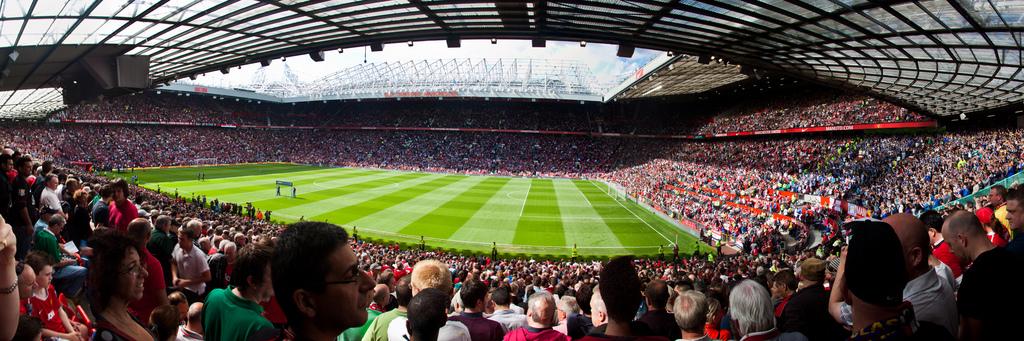 Old Trafford Panorama - Will Morley - Flickr.com