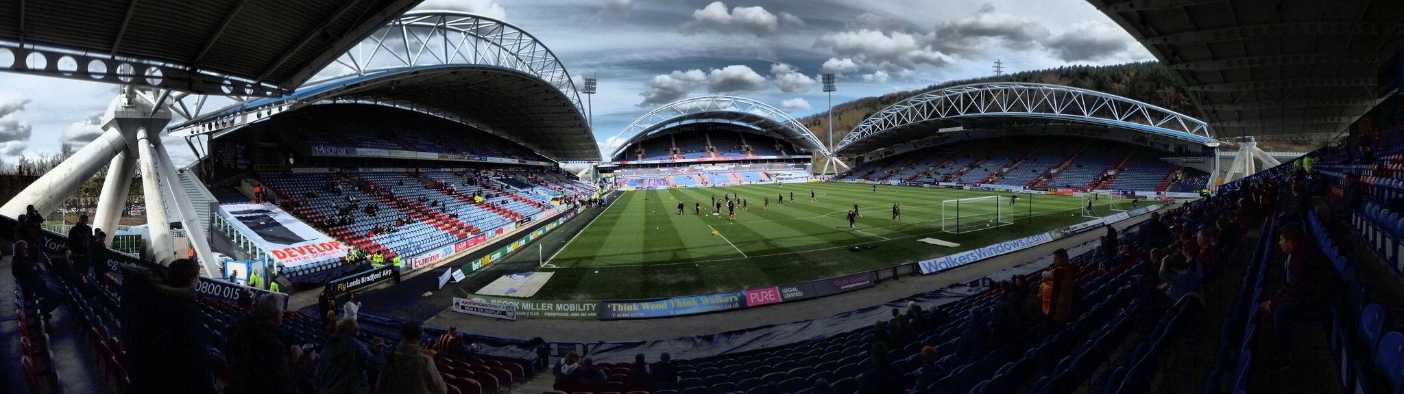 Huddersfield Town - John Smiths Stadium