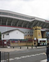 Upton Park - Boleyn Ground - udefra - Tony Austin - flickr.com