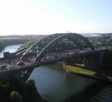 Wearmouth Bridge - Vejen til Sunderland - Dan Mullen - flickr.com