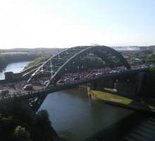 Wearmouth Bridge - Vejen til Sunderland - Dan Mullen - flickr.com