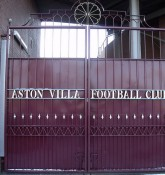 Aston Villa Football Club gates - Witton Lane - Villa Park - ell brown - flickr.com