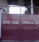 Aston Villa Football Club gates - Witton Lane - Villa Park - ell brown - flickr.com