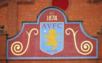 The Holte End mosaik - Villa Park - Bad English - flickr.com