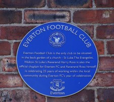 Everton klubhistorie skilt - Ben Sutherland - flickr.com