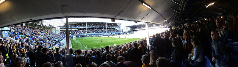 Goodison Park - Everton FC - domfell - flickr.com