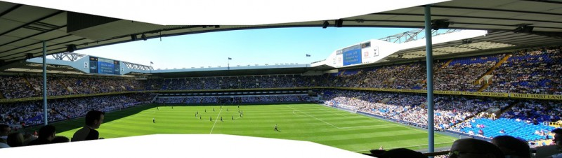 White Hart Lane - Tottenham - DanBaxter - Flickr.com