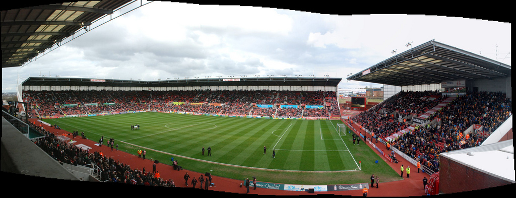 Britannia Stadium - Stoke City - Mr Ush - Flickr