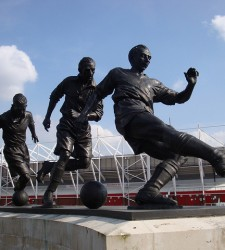 Sir Standley Matthew Statue - Stoke City - chelsea_steve - flickr