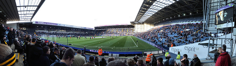 The Hawthorns panorama . West Bromwich - domfell - flickr.com