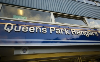 QPR Indgang Loftus Road - 8r1ght - flickr