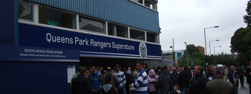 QPR Superstore - Fan butik Loftus Road - Ben Sutherland - flickr