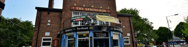 The Springbok - QPR Pub - Brent Flanders - flickr