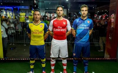 Arsenal-trøjer-2014-15