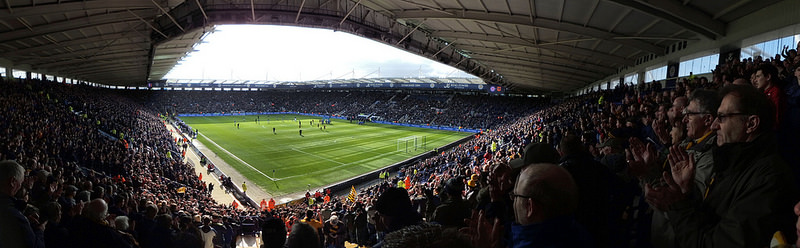 King Power Stadium - domfell - flickr