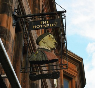The Hotspur Pub - Newcastle - RG1033 - flickr