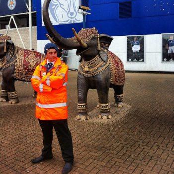 Elefantmanden - Leicester City - Paul Conneally - flickr
