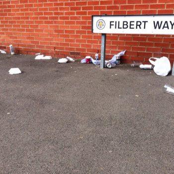 Leicester City - Filbert Way - Paul Conneally - flickr