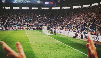 Leicester City - Man United - Paul Conneally - flickr