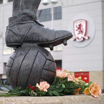 Statue af George Hardwick - Red Rose Exile - flickr