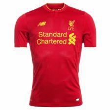 Liverpool trøje 2016-17