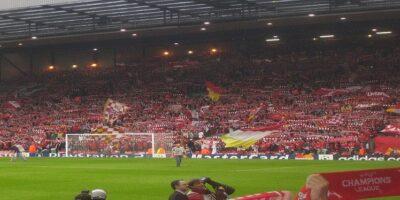 Liverpool billetter - The Kop
