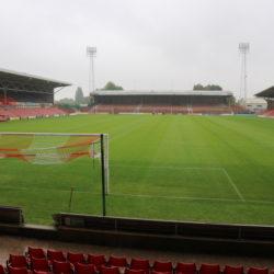 Wrexham Stadion
