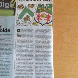 Artikel om Brian Lyck - Tipsbladet