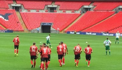 Wrexham Play-off finale på Wembley